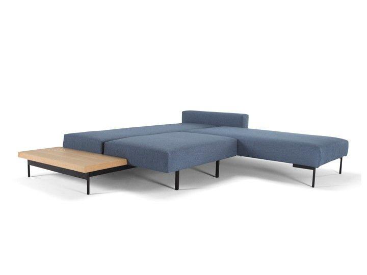 BRAGI Sofa Schlafsofa mit Beistelltisch | Innovation | Sofas von ...