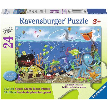 Ravensburger Underwater Treasure, Multicolor
