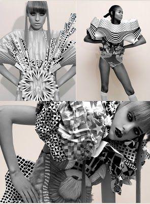 FASHION EVENTS - CEBU / PHILIPPINES | Origami fashion, Fashion ... | 400x295