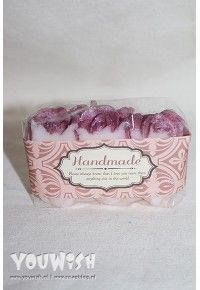 Roses - Guest soap
