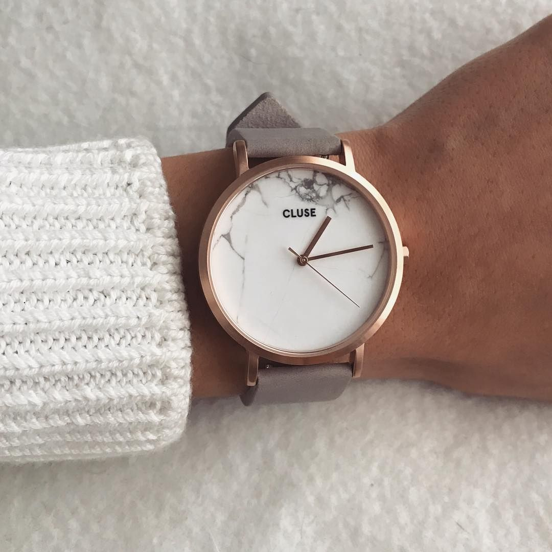 This SeasonWatches With Cluse Cosy Up Bijoux Montre zMVUSp