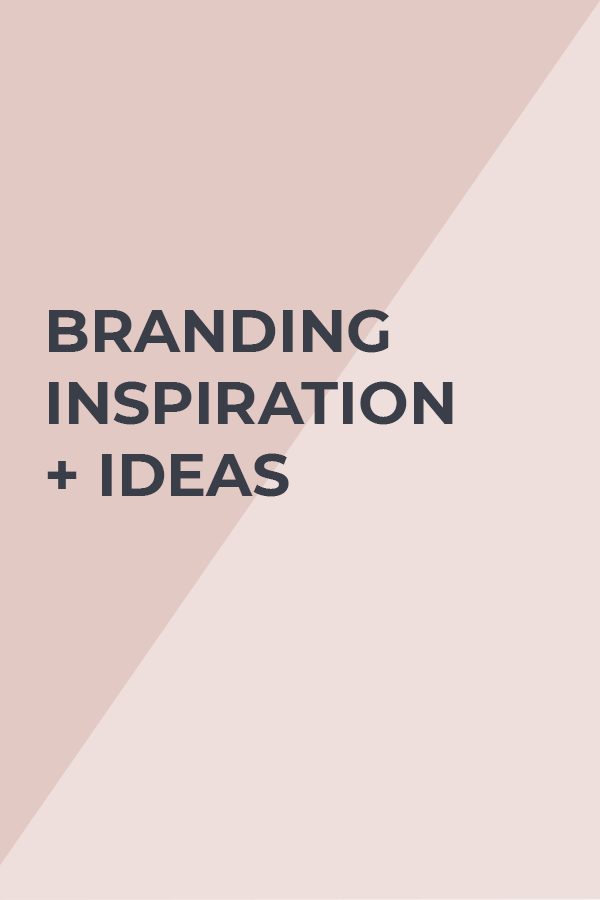 Branding Examples Branding Inspiration And Brand Ideas Branding Inspiration Branding Design Branding Design Inspiration