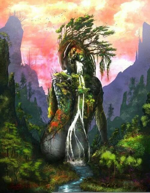 Mother Nature Mother Nature Goddess Mother Nature Tattoos