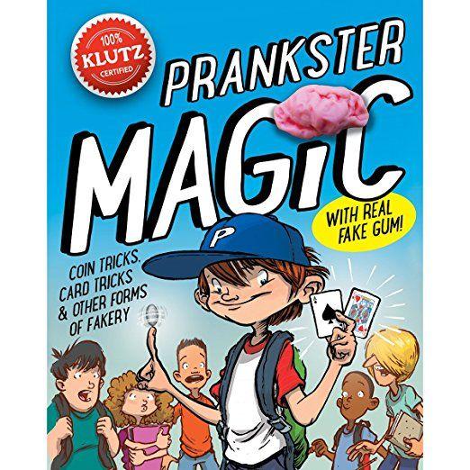 Klutz Prankster Magic Kit | Craft kits for kids, Magic ...