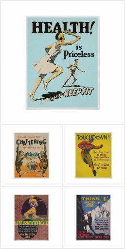 Vintage Motivational Posters