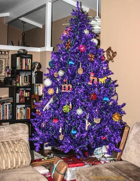 christmas tree - Colored Christmas Tree