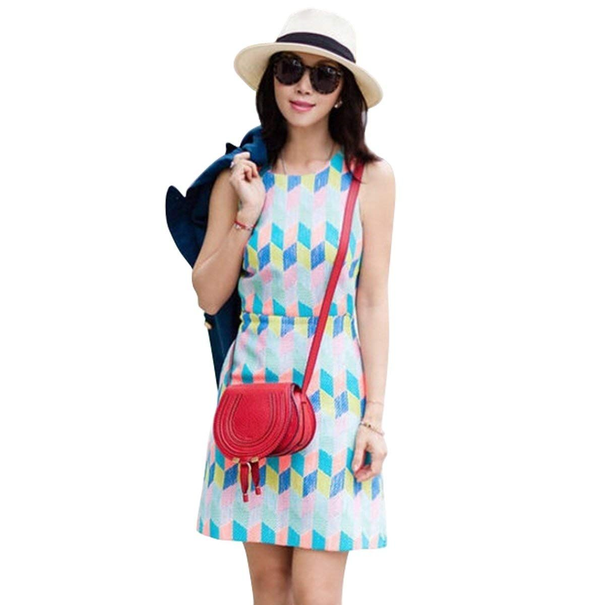 c4189ce0efcd0 Lanzom Women Wide Brim Straw Panama Roll up Hat Fedora Beach Sun Hat UPF50+  (Black) at Amazon Women s Clothing store