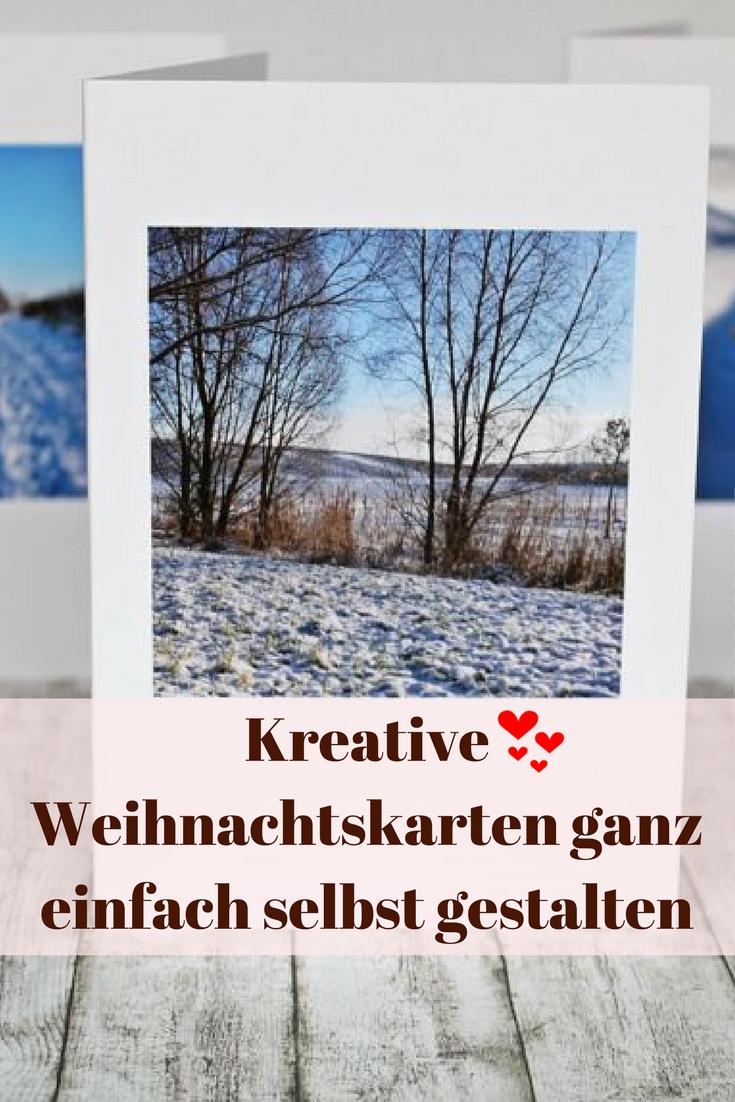 Weihnachtskarten Deutschland.Kreative Weihnachtskarten Ganz Einfach Selbst Gestalten Werbung