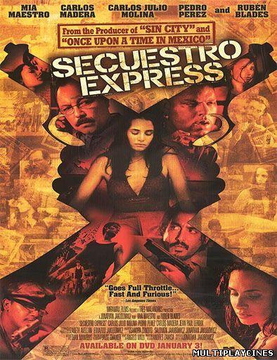 Ver Secuestro Express 2005 Online Cine Vk Peliculas Online Movies Movie Covers Internet Movies