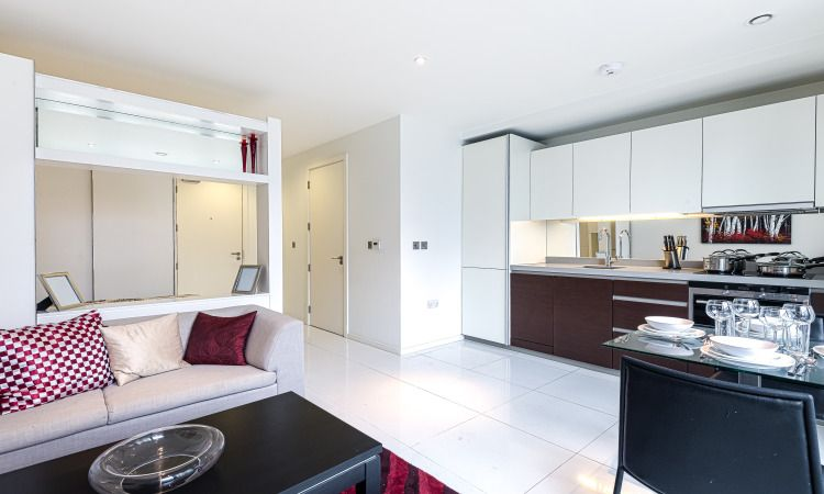 Lovely Furnished Flats Is Available For Rent In Canary Wharf Wanna See It Flat Rent Home Home Decor