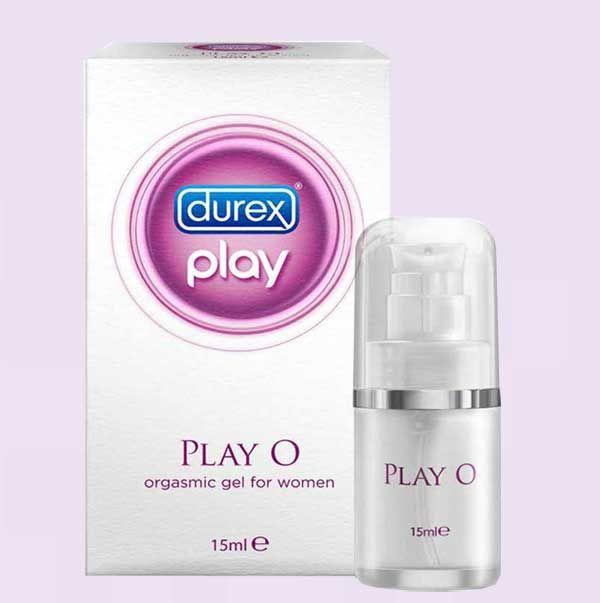 Enhanced female orgasm lubricant