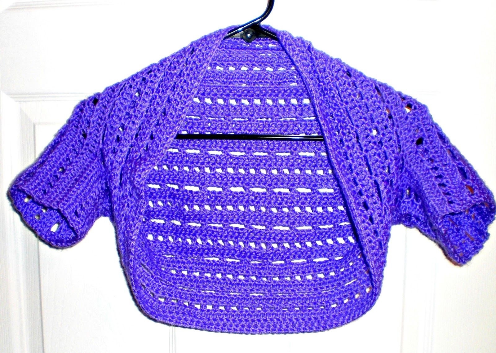 This is a super easy boleroshrug that you can adjust to fit any explore crochet shrug pattern bolero pattern and more bankloansurffo Choice Image