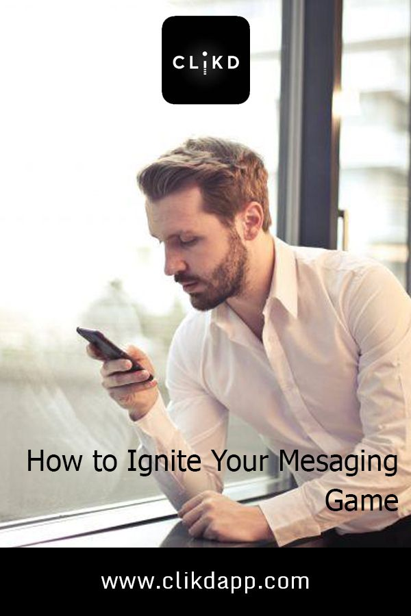 Dating Messaging tips