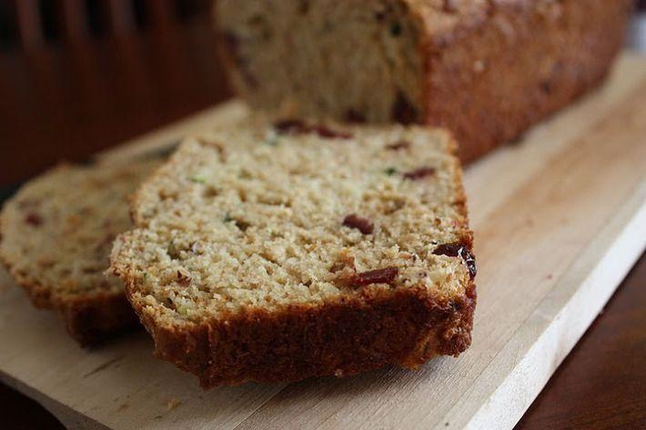 Paleo Almond & Zucchini Loaf