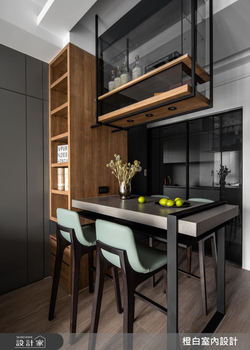 橙白室內裝修設計工程有限公司 現代風設計圖片橙白_66之12-設計家 Searchome