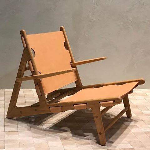 The Hunting Chair. Børge Mogensen. 1950 | Mueble | Pinterest ...
