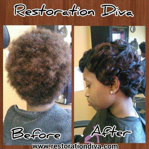 Natural Styles, Natural Hair www.restorationdiva.com