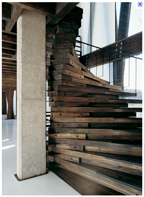 Best Innovative Wood Stairs Rustic Stairs 640 x 480