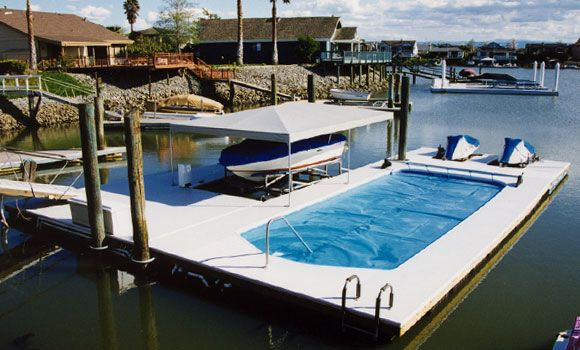 lake+docks+design | Mid-Cal Construction | Floating Dock Builders ...