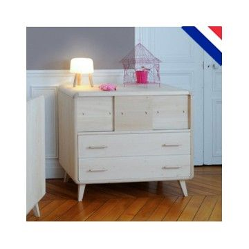 Commode Enfant Design Vogue | Decor ideas | Pinterest | Design, Bebe ...