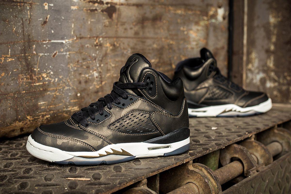 aa4ca5770c30 Air Jordan 5 Retro Premium GS  Heiress Camo  - EU Kicks  Sneaker Magazine
