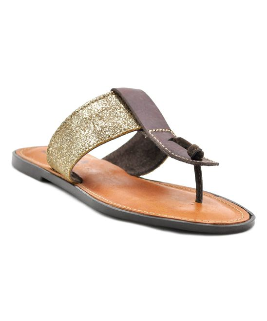 0053a79a132f Brown Grecia Leather Sandal