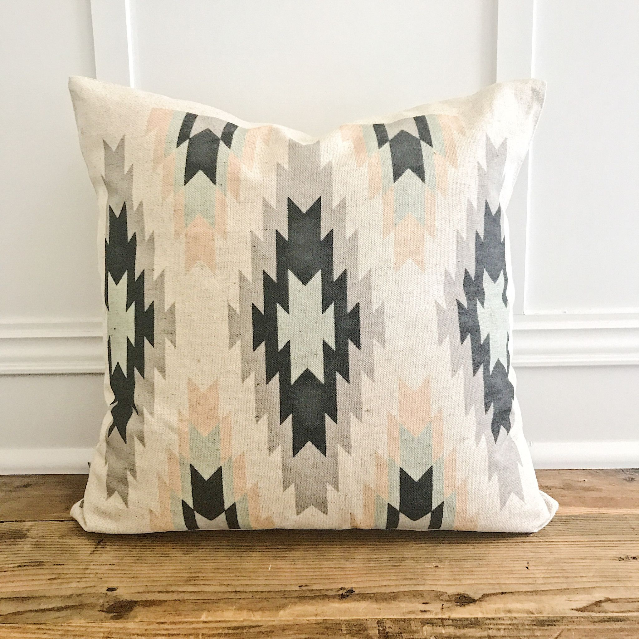 Aztec Pillow Cover (Design 5) in 2020