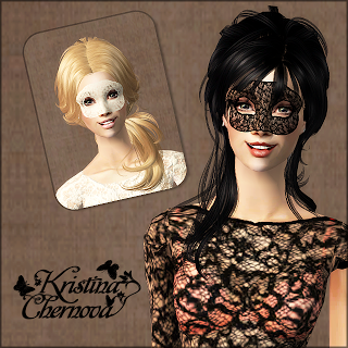 Kristina-Sims: Кружевные маски