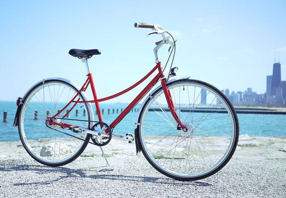 Our Model 2 Frame Design In A Step Through Style This Bike