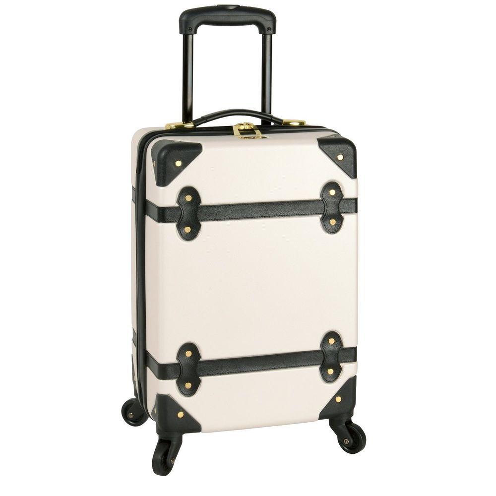 Diane Von Furstenberg Saluti Luggage DVF 18 Inch Spinner Carry On ...