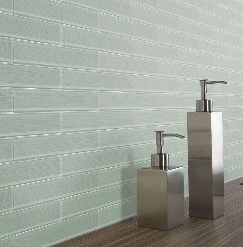 Reed Glass Tile Bathroom Pinterest Custom countertops, Glass