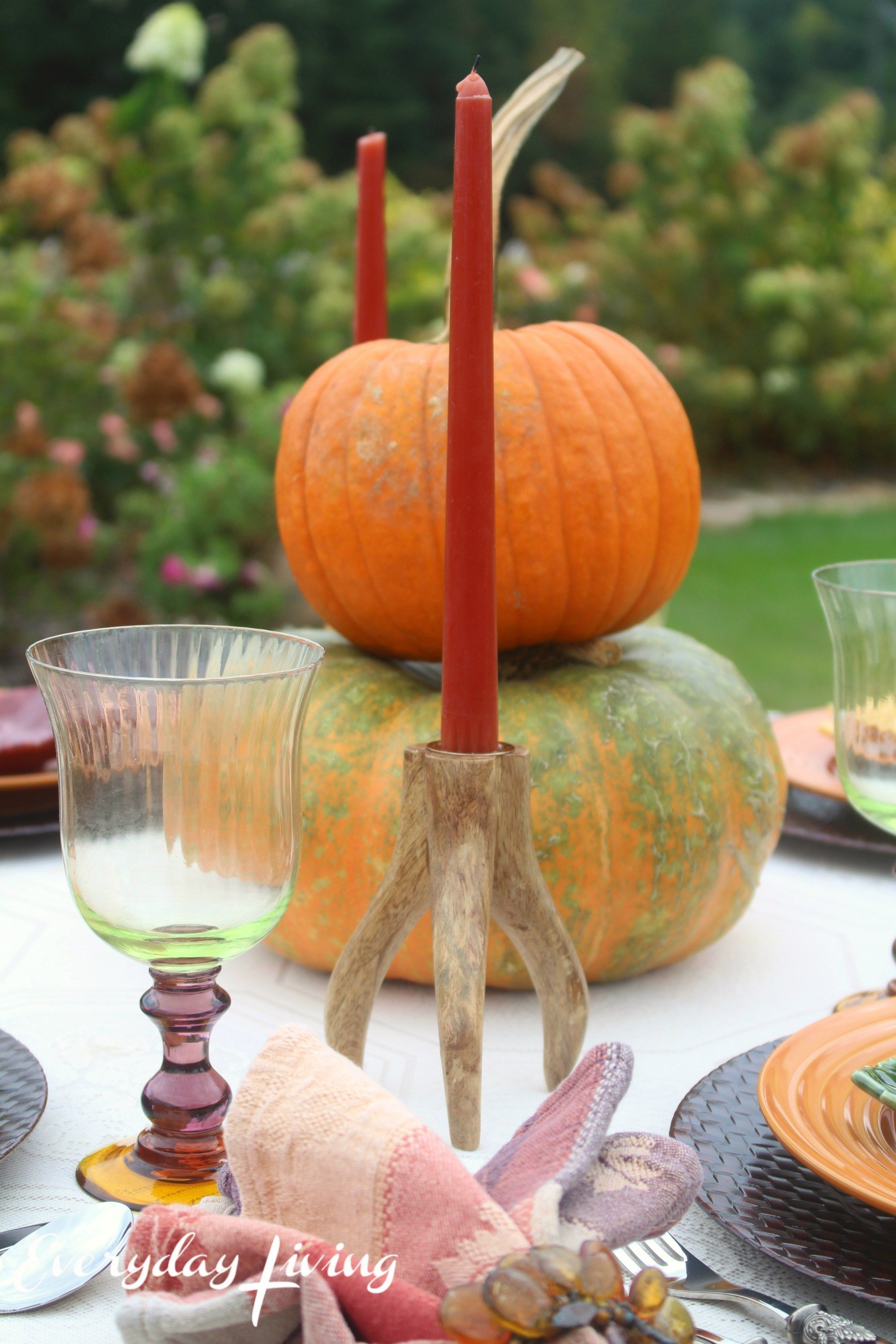 5 Ideas For Your Autumn Tables
