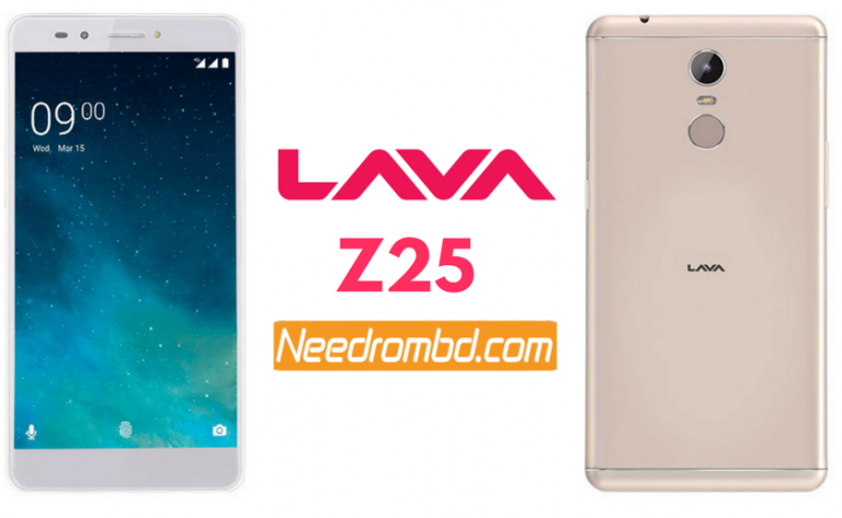 Lava Z25 MT6750 Android 7 0 Firmware | Smartphone Firmware