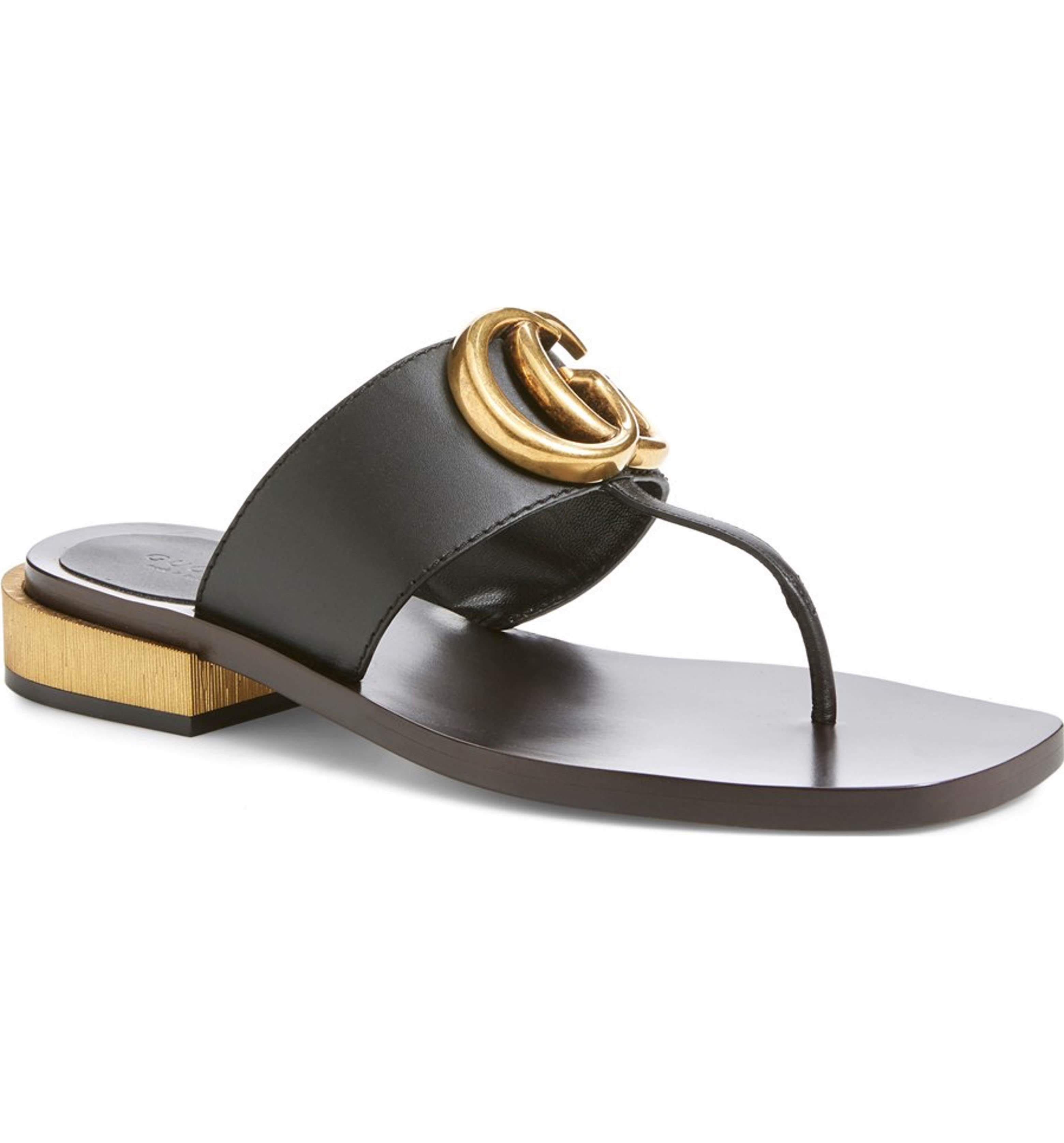 Womens gucci sandals