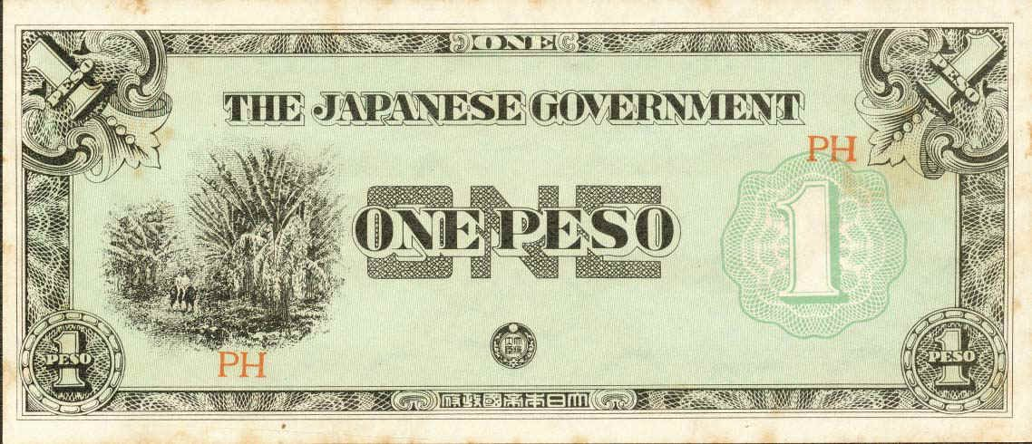 Japanese Money United States Counterfeits Of Philippine Currency