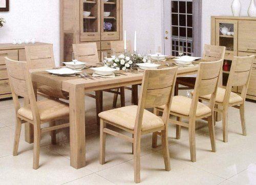 Esstisch Wohnzimmertisch Tisch Massivholz 200/100/78 cm - küche mit esszimmer