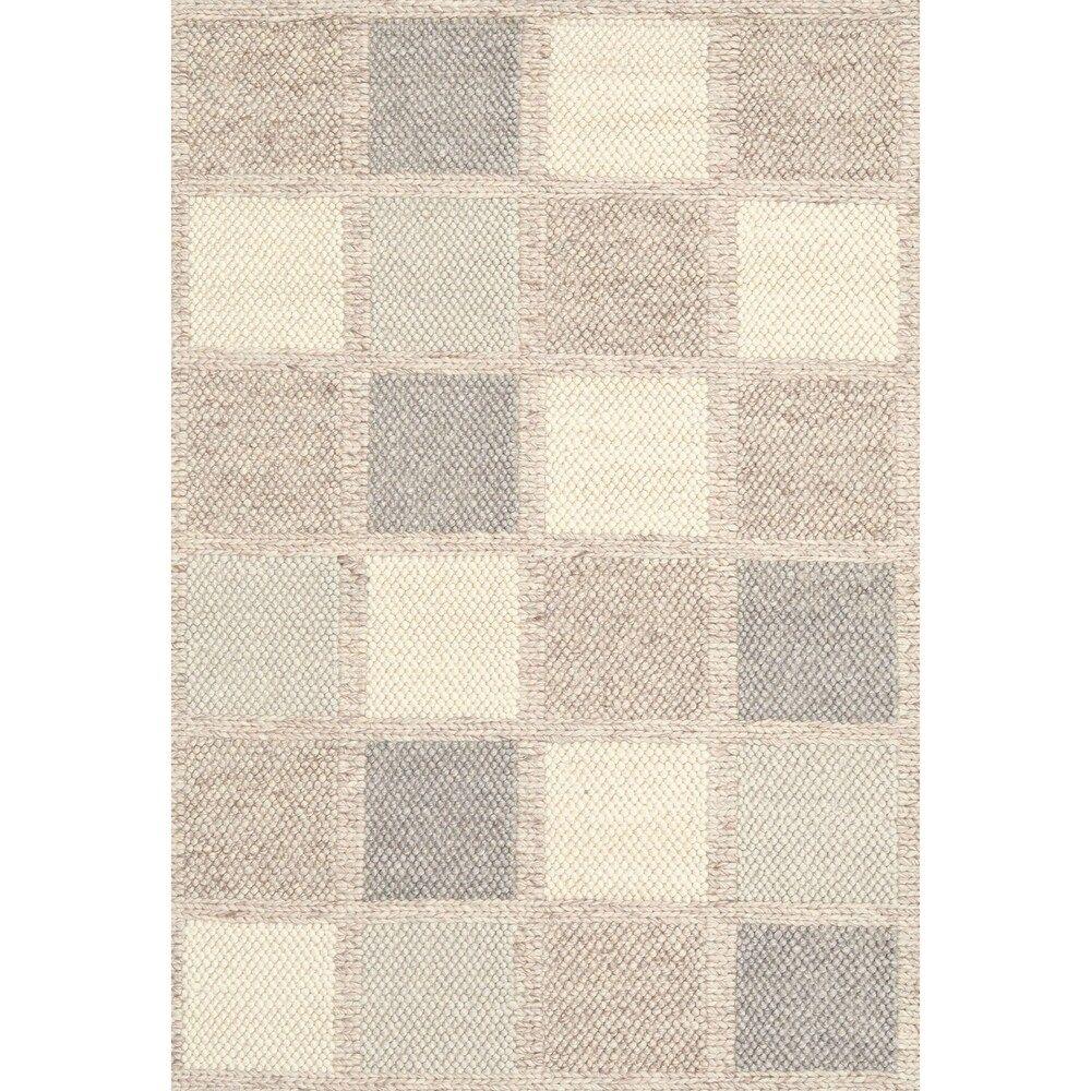 Photo of Contemporary 2569 area rug – 5'0″ by 7'0″ – 5′ x 8'/Surplus, Multicolor