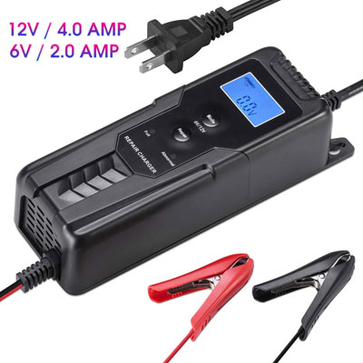 Pin On Top 10 Best Car Battery Charger In 2019 Reviews