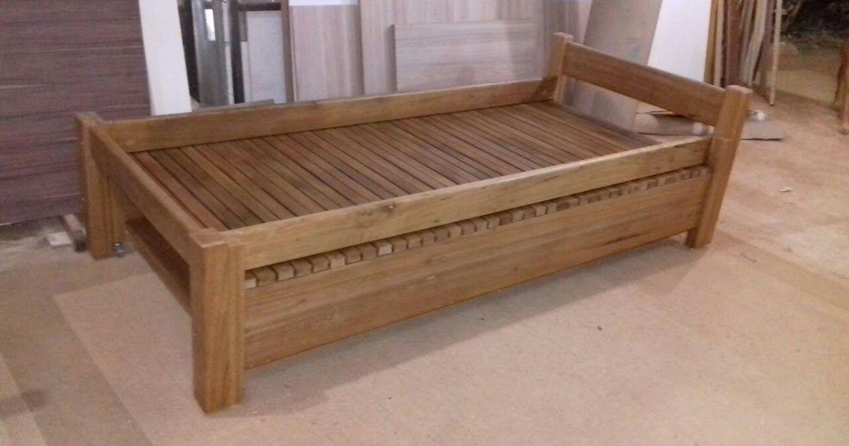 Cama tradicional de solteiro que vira cama de casal em 10 segundos ...