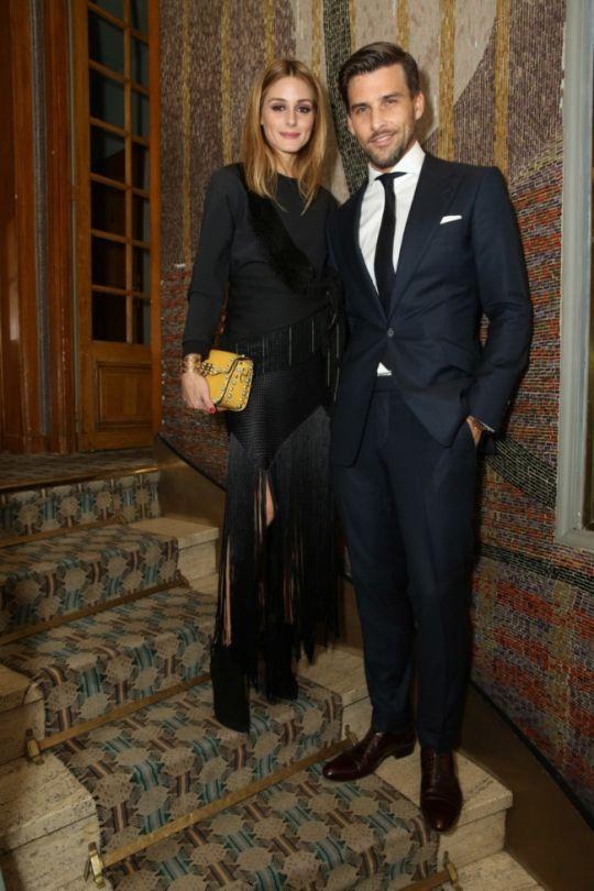The Olivia Palermo Lookbook : Olivia Palermo at Stylebop x Next Paris Party at Paris Fashion Week