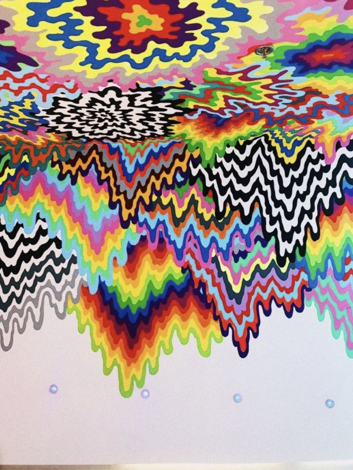 Pin By Alexis Cassidy On Backgrounds Hippie Painting Trippy