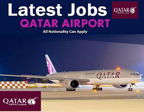LATEST JOBS AT QATAR AIRPORT Job