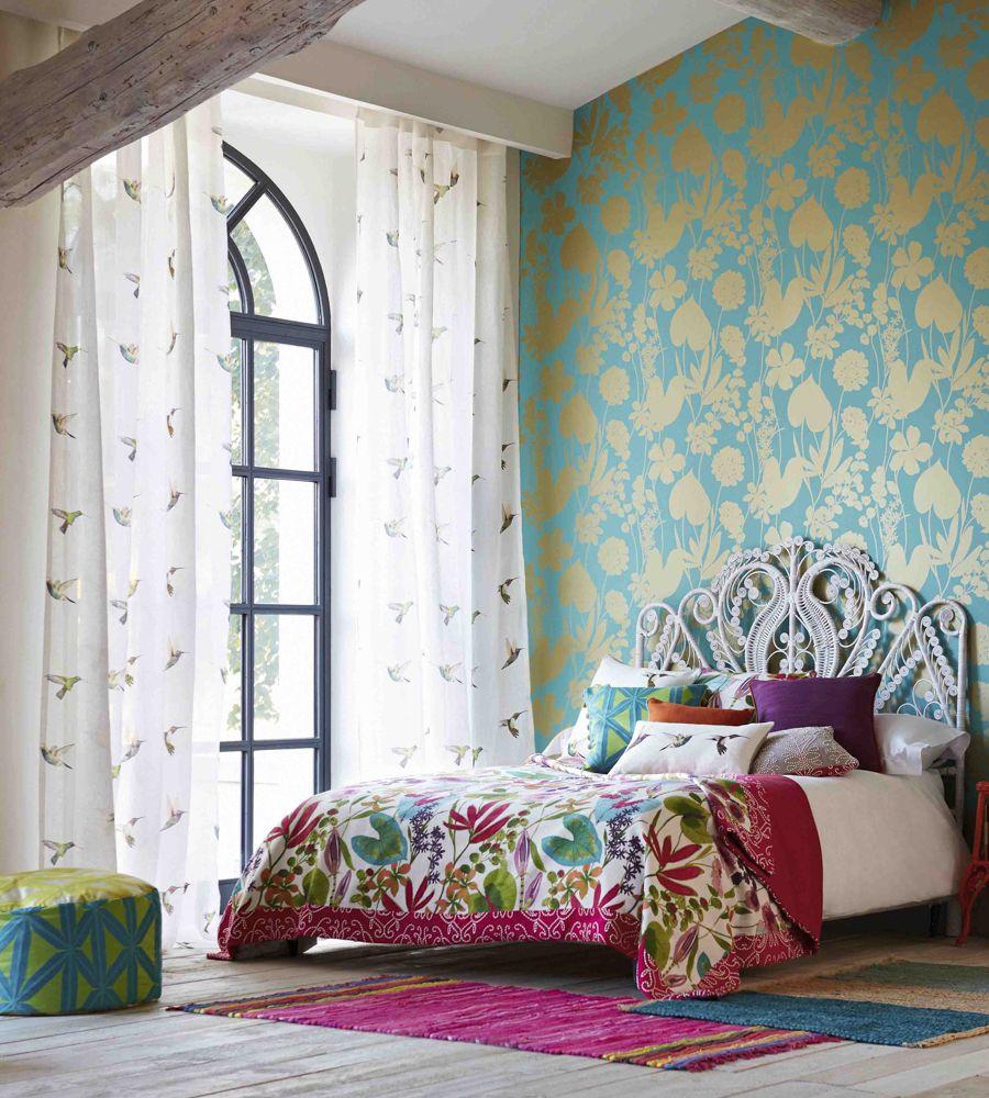 Amazilia Fabric By Harlequin