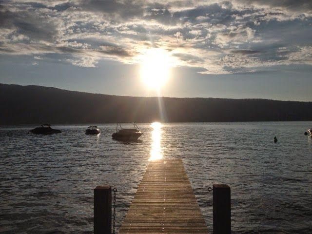 Nos Chambres d'Hôtes au bord du lac d'Annecy: Today!