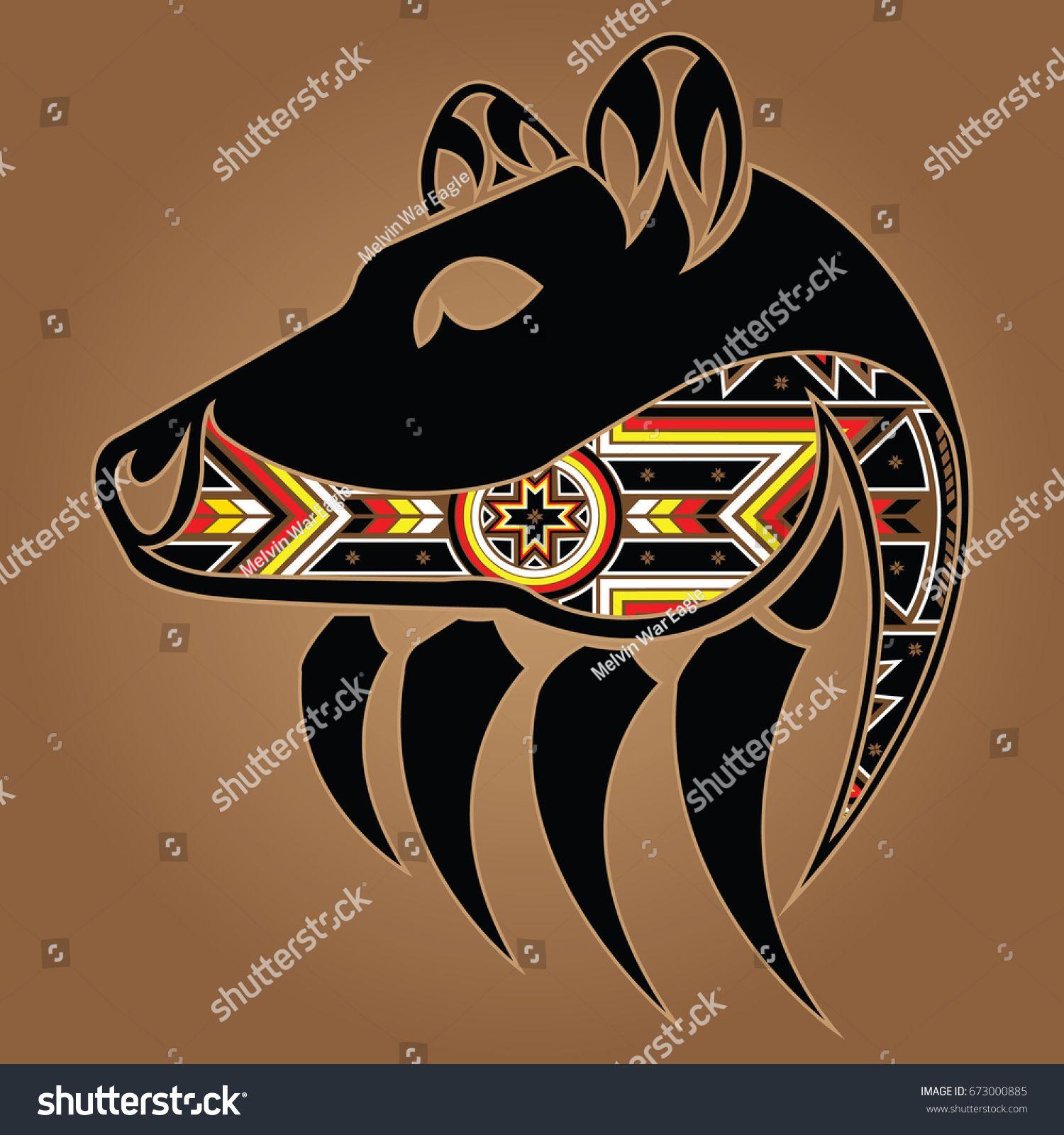bear claw clipart cliparts native american symbols
