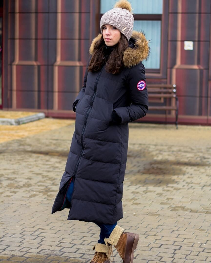 124262fe9a14 Canada Goose Mystique Parka Black Women  canadagoose  parka  fashion  https