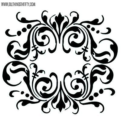 Free stencil patterns!