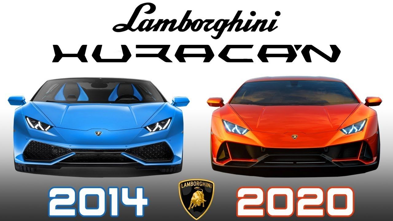 Lamborghini Huracan Evolution 2014 2019