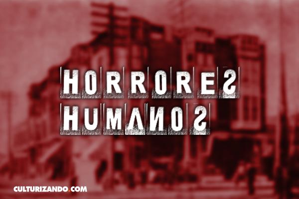Horrores Humanos Crímenes Y Terror