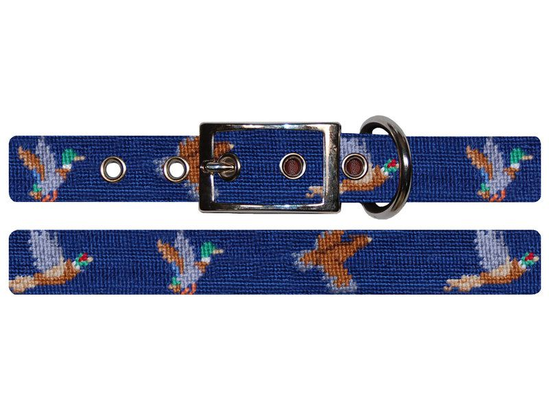 Smathers Branson Bird Dog Needlepoint Collar 75 Http
